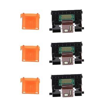 H HILABEE - Cabezal de Impresora (3 Unidades, Compatible con ...