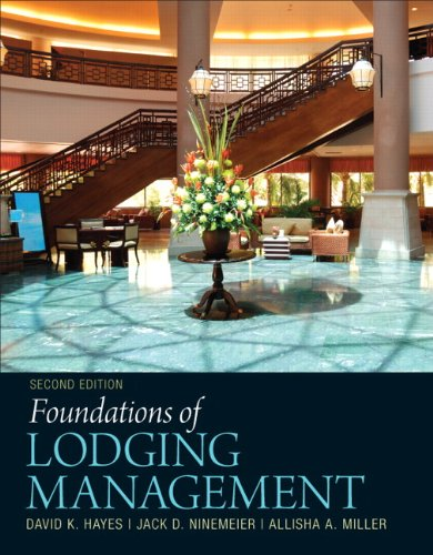 132560895 - Foundations of Lodging Management (2nd Edition)