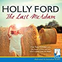 The Last McAdam Audiobook by Holly Ford Narrated by Dianne Weller