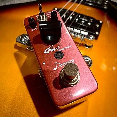 Donner Guitarra Pedal de Efectos, Morpher Distortion: Amazon.es ...