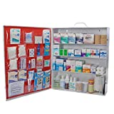 Deluxe Extra Wide First Aid Kit With Osha Approved Fill MFASCO Brand