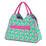 Wholesale Boutique Beach Pool Summer Bag Collection (12 x 22, Flamingle)
