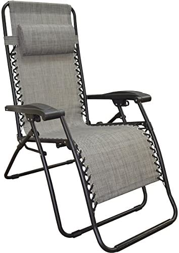 Caravan Sports Infinity Zero Gravity Reclining Lounge Chair