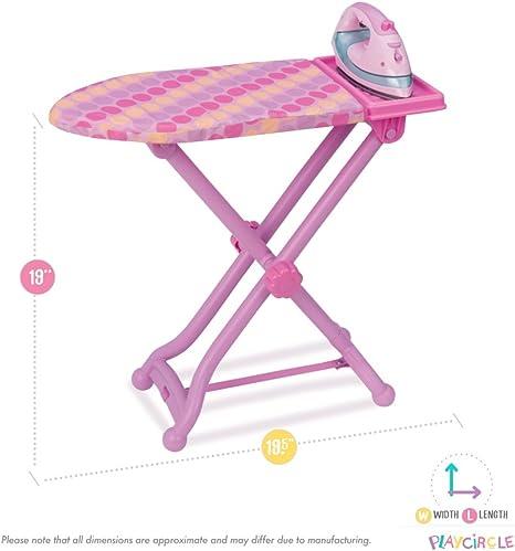 Ironing board DIY Born to be an princess Princess Crown Crown Iron on appliqu\u00e9 glitter flock effect Flex
