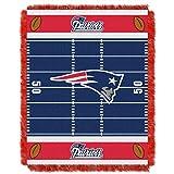 NFL Superbowl LI Champion New England Patriots Throw Blanket, Pats Super Bowl 51