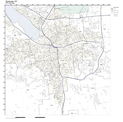 MAY 2005 The Zip Codes depicted on this map are ...