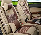 Sunluway® Latest Universal 10PCS Full Set PU leather Fron...