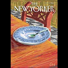The New Yorker, October 4th 2010 (Malcolm Gladwell, Jeffrey Toobin, David Denby) Periodical by Malcolm Gladwell, Jeffrey Toobin, David Denby Narrated by Dan Bernard, Christine Marshall