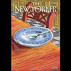 The New Yorker, October 4th 2010 (Malcolm Gladwell, Jeffrey Toobin, David Denby)