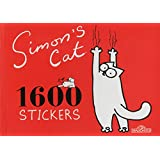 Simon's cat : 1 600 stickers