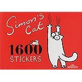 STICKER BOOK SIMON'S CAT