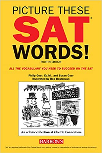 Amazon com: Picture These SAT Words!: All The Vocabulary You