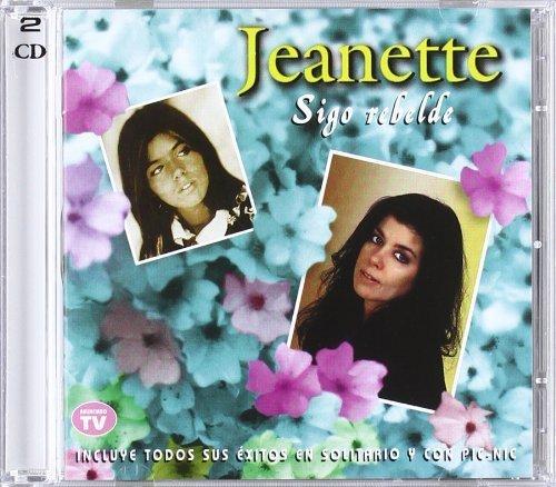 Jeanette - Sigo Rebelde By Jeanette - Zortam Music