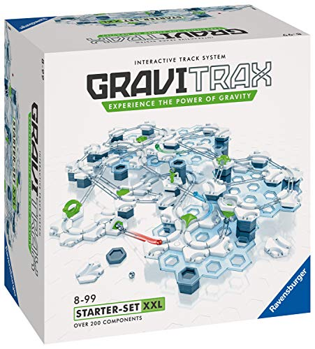 Ravensburger GraviTrax XXL Starter Set Marble Run and STEM Toy for Boys and Girls Age 8 and Up - 2019 Toy of The Year Finalist (Bionic Six Toys)
