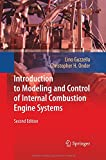 Introduction to Modeling and Control of Internal Combustion Engine Systems, Guzzella, Lino and Onder, Christopher, 3642424708