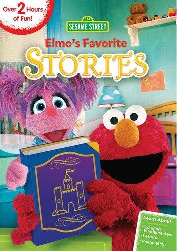 - Sesame Street: Elmo's Favorite Stories