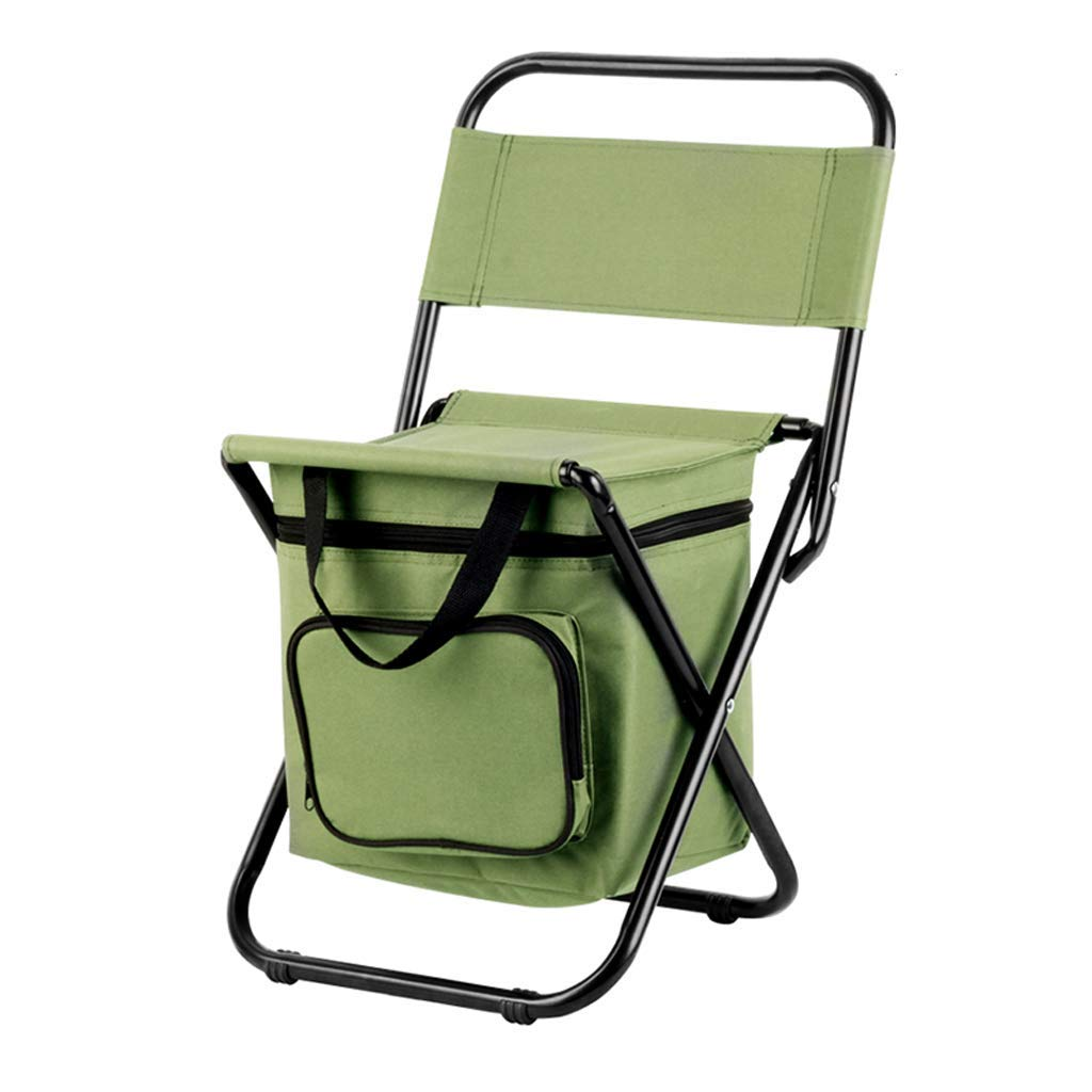 Outdoor Products Portable Folding Chairs Folding Stool Outdoor Indoor Family Garden Self-Driving Tour Barbecue Fishing Easy to Carry Beach Chair