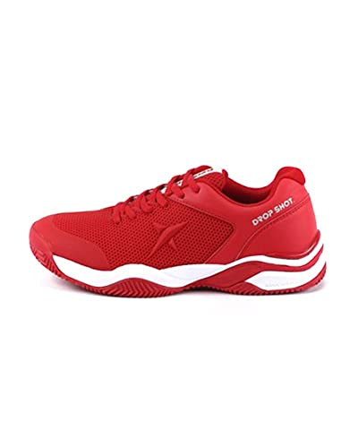 DROP SHOT Zapatillas Sweet Red: Amazon.es: Deportes y aire libre