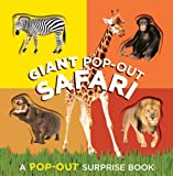 img - for Giant Pop-Out Safari (Pop-Out Surprise Books) book / textbook / text book