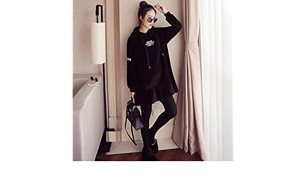 Taylor Heart Elegant Autumn Winter Hoody Harajuku Sweatshirt Women Letter Printed Velvet Woman Hoodies Oversized Long Hoodie Dress Sudadera Mujer 4XL Black ...