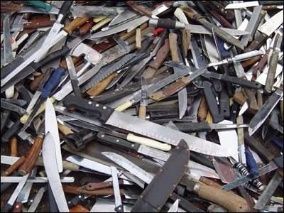Knife Sharpening Service Kit