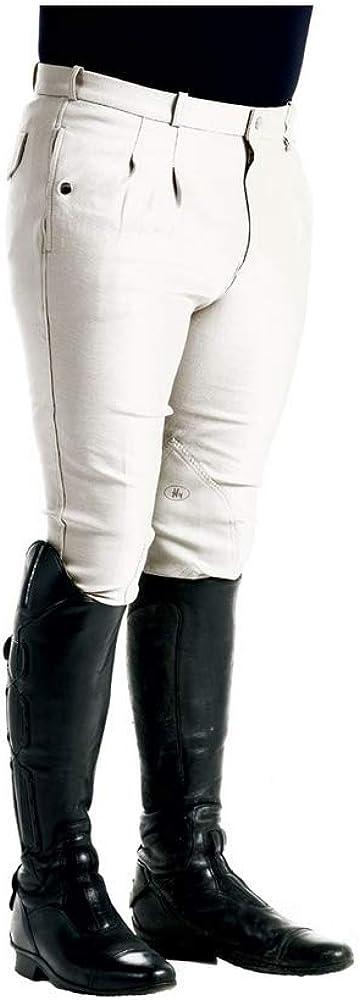 HyPERFORMANCE - Pantalón Breech de Montar Modelo Jakata para Hombre