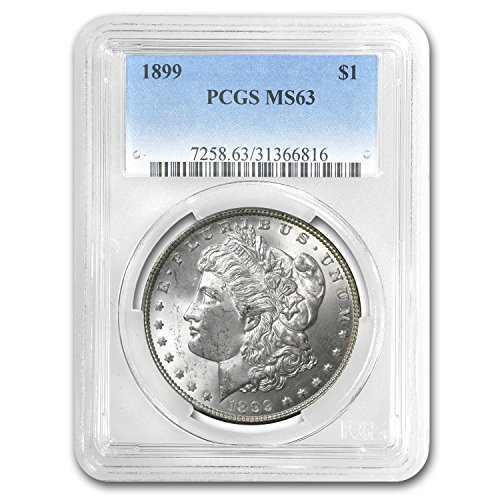 1899 Morgan Dollar MS-63 PCGS Dollar MS-63 PCGS