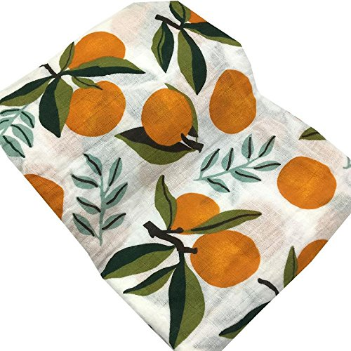 HGHG Bamboo Cotton Baby Muslin Swaddle Blankets 47