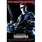 Terminator 2 Judgment Day Movie Poster (11 x 17)
