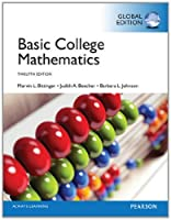 Basic College Mathematics, Global Edition, 12th edition Front Cover