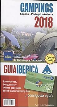 Guía Ibérica Camping 2018 por Ocitur epub