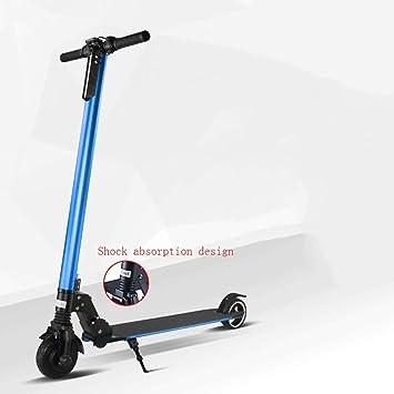 Patinete Eléctrico Scooter eléctrico Velocidad máxima de ...