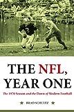 The NFL, Year One, Brad Schultz, 1612345026