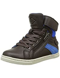 P-L-D-M-By Palladium Teen Boys 74637 Veleda Nca High Top Trainers