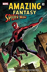 Amazing Fantasy #15: Spider-Man! (English Edition)
