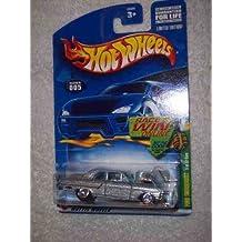 Hot Wheels 2002 Treasure Hunt #5 Ford Thunderbolt #2002-5 Collectible Collector Car Mattel