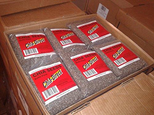 Amazon.com : semillas de chia negra 100% libre de pesticidas 16oz : Grocery & Gourmet Food