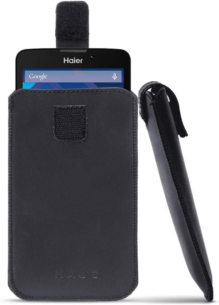 Universal de Teléfono Móvil de smartphone de Cover para Haier Phone P60-L53 Protección de Móvil Carcasa de Plástico para cámara flexible con Uso y flexible escuadras funda con función atril Combina –
