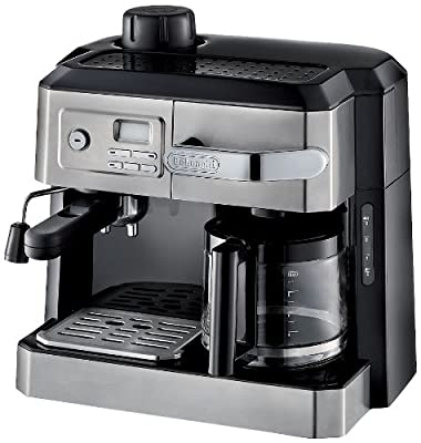 DeLonghi BC0330T Combination Drip Coffee and Espresso Machine from DeLonghi America, Inc.