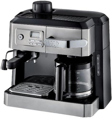De'Longhi BCO330T and Espresso Machine