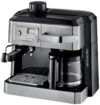 delonghi bc0330t combination drip coffee and espresso machine - Delonghi Espresso Machine