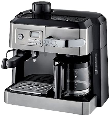 Review DeLonghi BCO330T Combination Drip