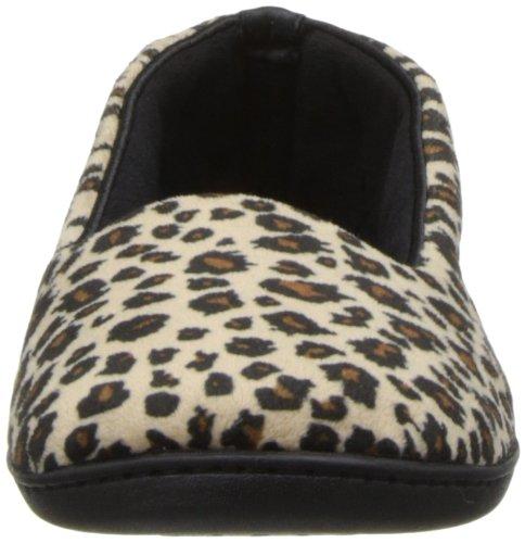 745 Women's Dearfoams Dearfoams Leopard Women's Mule n0qqF6UOz