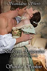 Bedroom Assignation (Scandalous Shorts Book 2)
