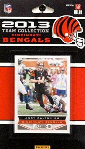 Card Cincinnati Bengals - Cincinnati Bengals 2013 Score Factory Sealed 13 Card Team Set