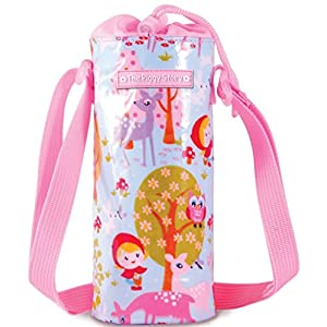 Piggy Story Little Rosy Red Water Bottle Holder
