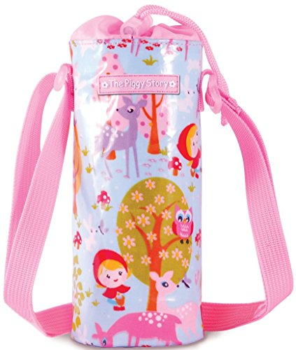 Piggy Story Little Rosy Red Water Bottle Holder (Little Red Riding Hood Cool School)