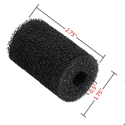 [해외]Shappy 10 Pack Tail Scrubbers 스위프 풀 클리너 용 스윕 호스 테일 스크러버 교체/Shappy 10 Pack Tail Scrubbers Sweep Hose Tail Scrubber Replacement for Sweep Pool Cleaner