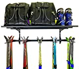 StoreYourBoard Ski Wall Rack and Storage