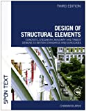 Design of Structural Elements, Arya, Chanakya, 0415467195